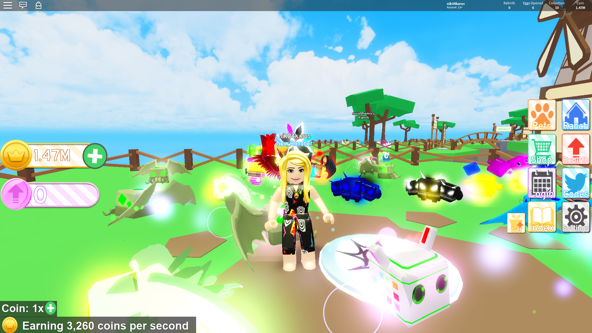 Pet Ranch Simulator Working Codes Fan Site - new codes in pet simulator roblox