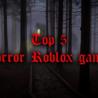 horror roblox games