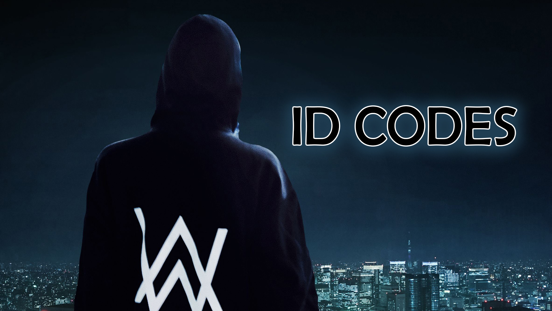 Alan Walker Id Codes Fan Site