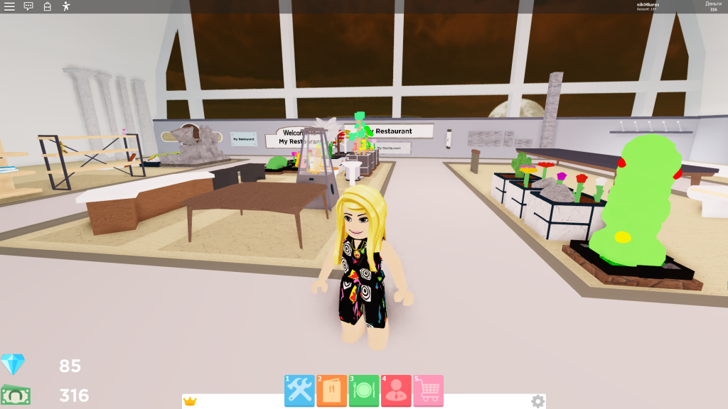 Code Roblox Restaurant Tycoon 2 Restaurant Tycoon 2 Updated Codes Fan Site