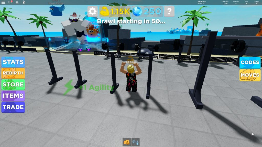 roblox muscle legends codes