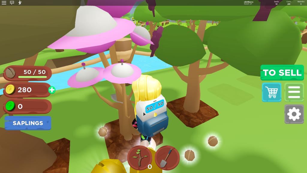 roblox tree planting simulator