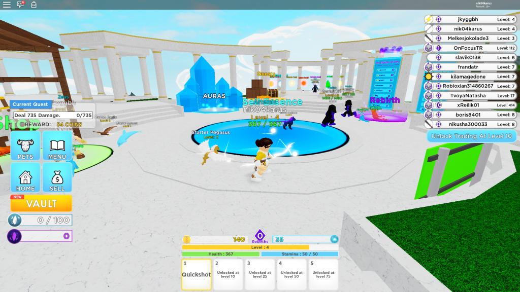 new area god simulator 2