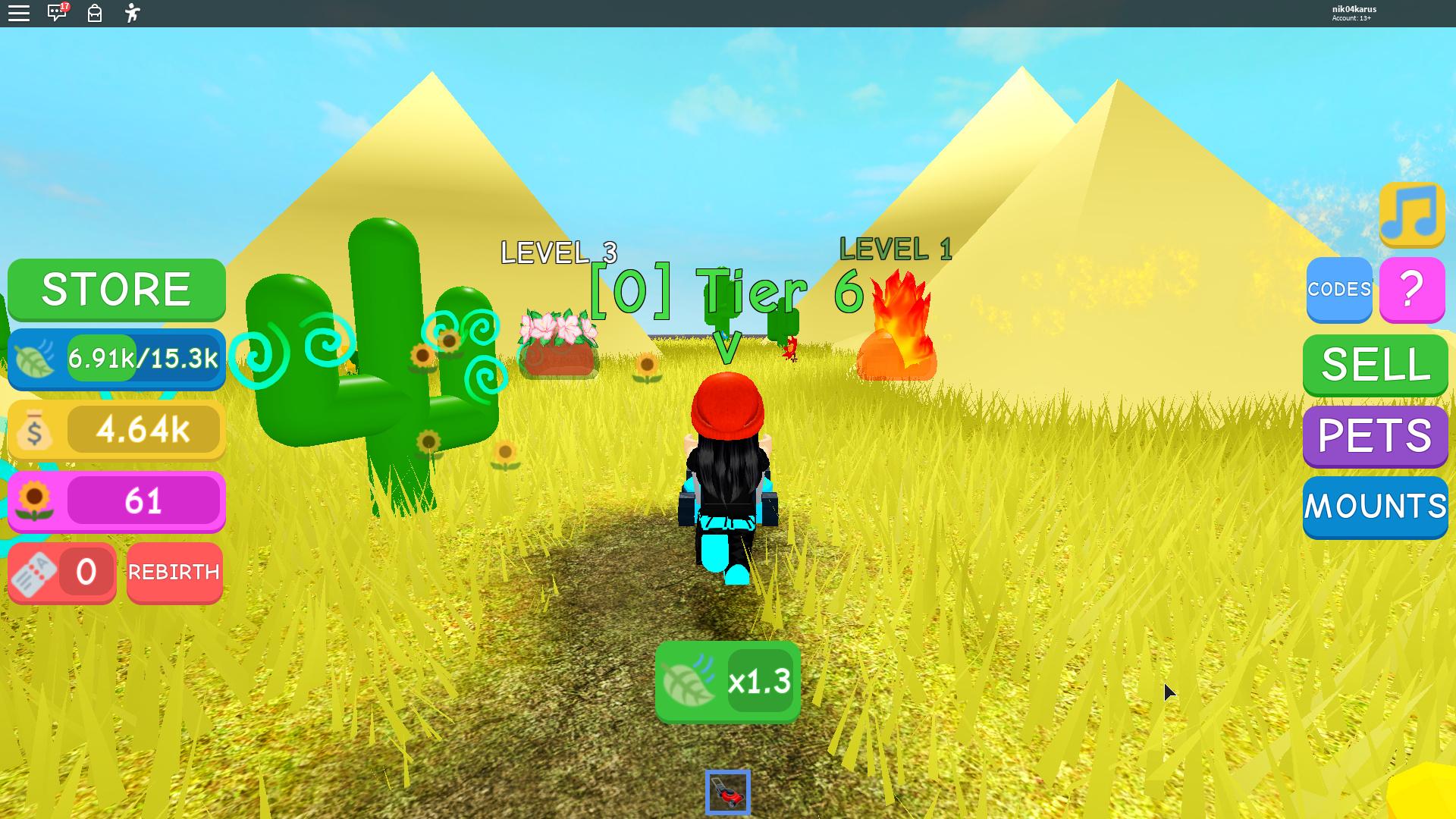 Lawn Mowing Simulator Codes Fan Site