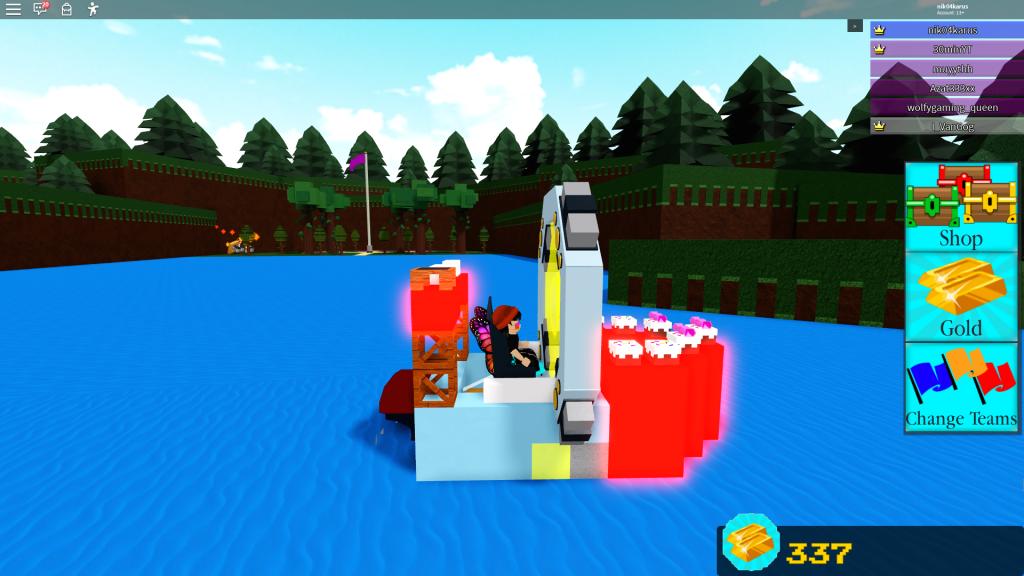 Build A Boat For Treasure Codes List Fan Site