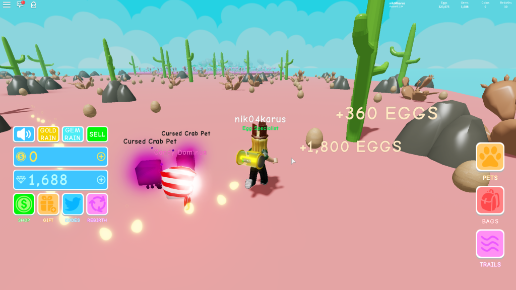 симулятор яйца играть