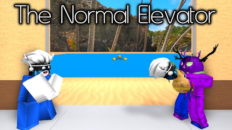 роблокс нормальный лифт