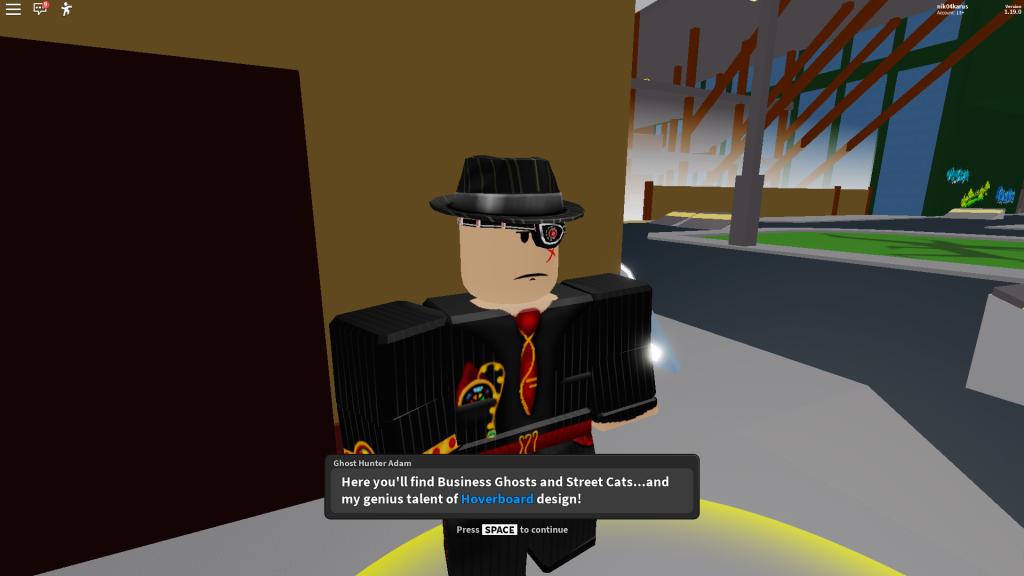 роблокс симулятор призрака