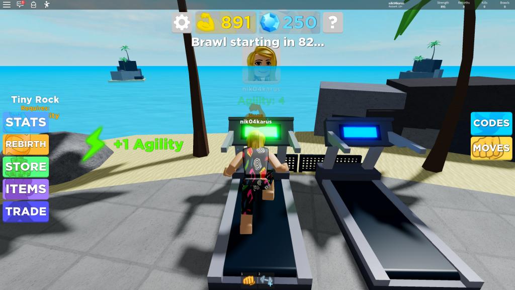 роблокс симулятор muscle legends