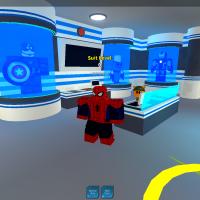 роблокс симулятор супергероя