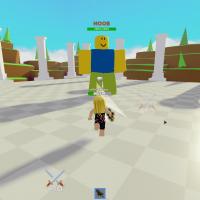 симулятор битвы с боссом
