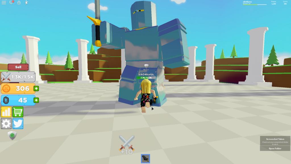 роблокс симулятор битвы с боссом коды