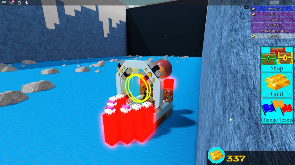 роблокс построить лодку коды